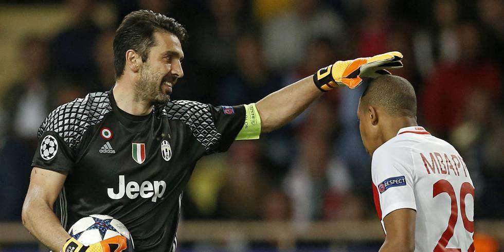 Mbappé a impressionné les joueurs de la Juve !