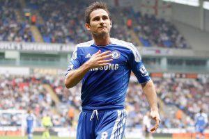 Chelsea : ça avance bien avec Frank Lampard