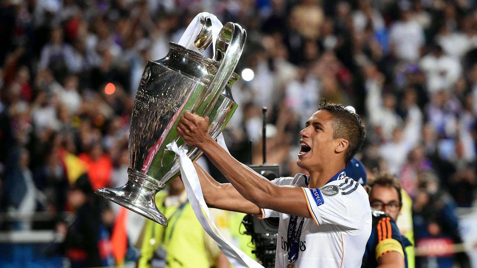 Real Madrid : Varane sur le départ ?