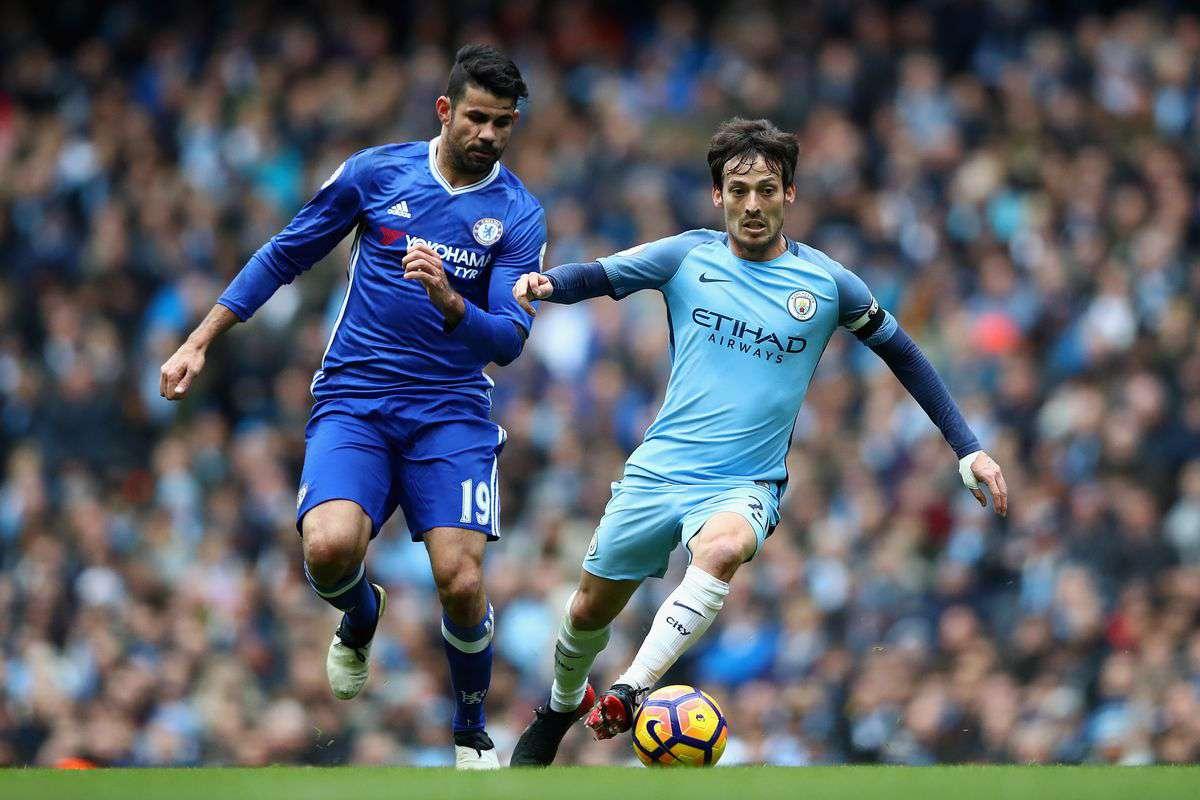 Manchester City proche de boucler le dossier Silva