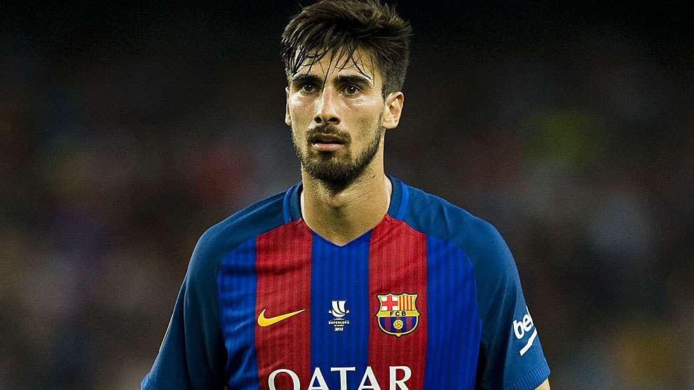 FC Barcelone : André Gomes tout proche d'Everton