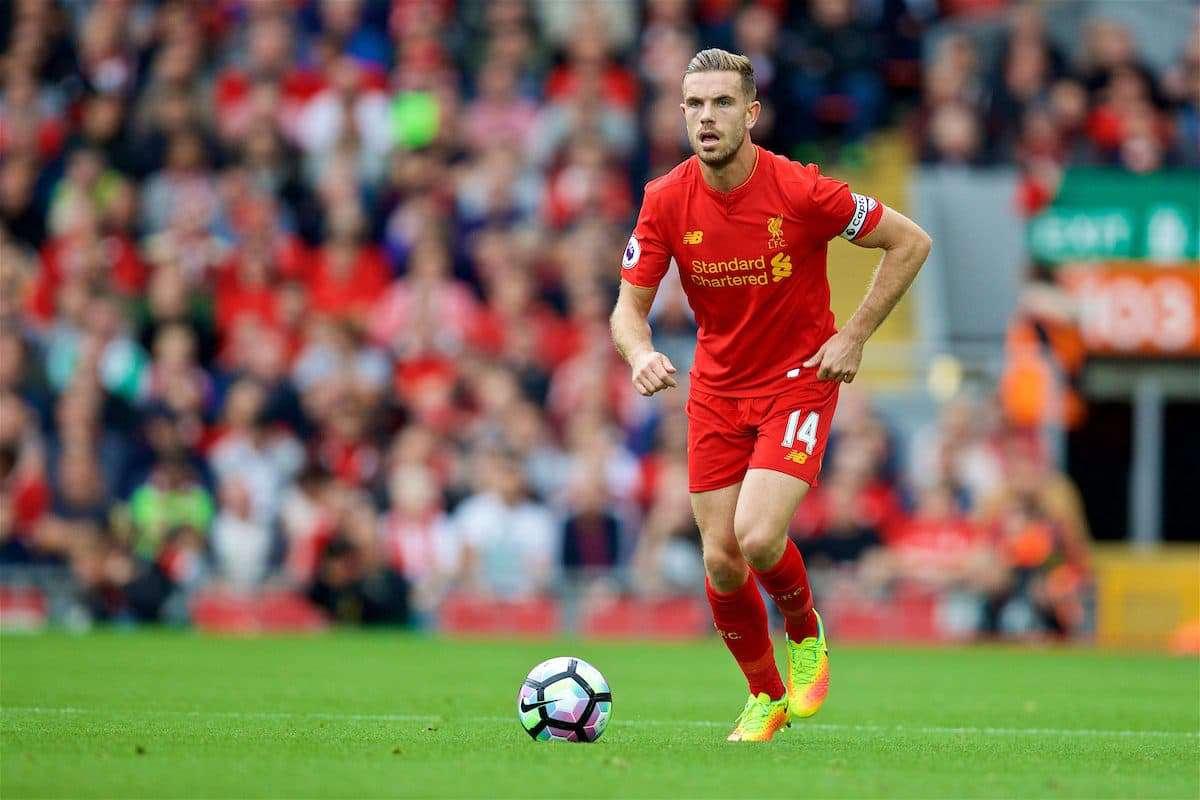 Liverpool : C'est officiel pour Henderson