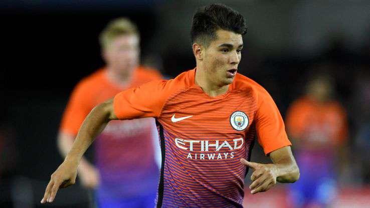 Maillot Extérieur Manchester City Brahim Diaz