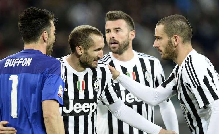 La Juventus va prolonger deux cadres
