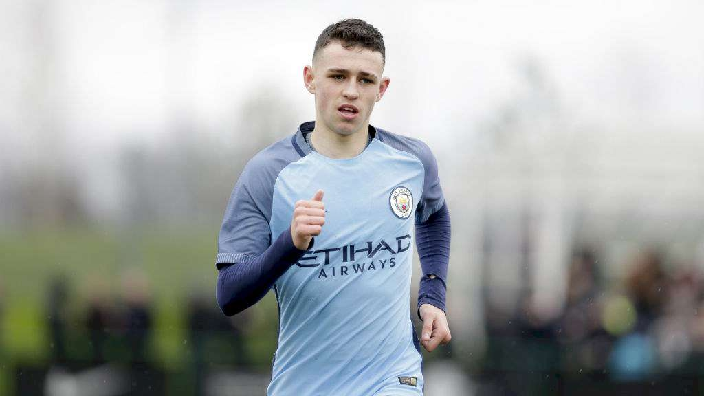 Futur Crack à Manchester City : A la découverte de Phil Foden