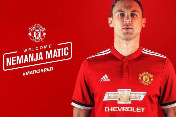 MU: Matic disponible mais incertain contre Arsenal