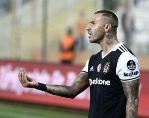 Le FC Porto veut rapatrier Quaresma