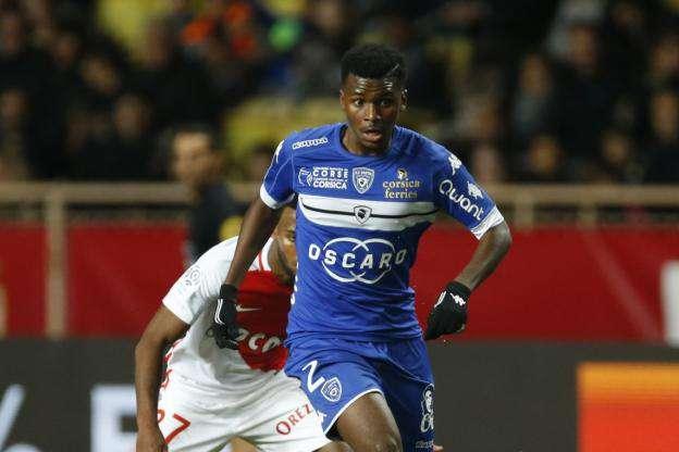 Bastia : Diallo s'en va (Officiel)