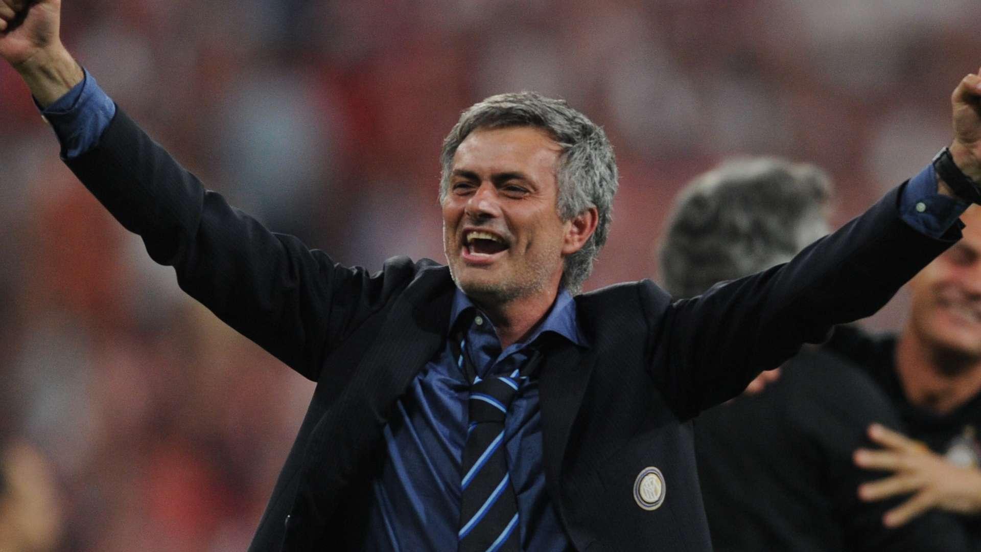 Jose Mourinho Inter Wallpaper