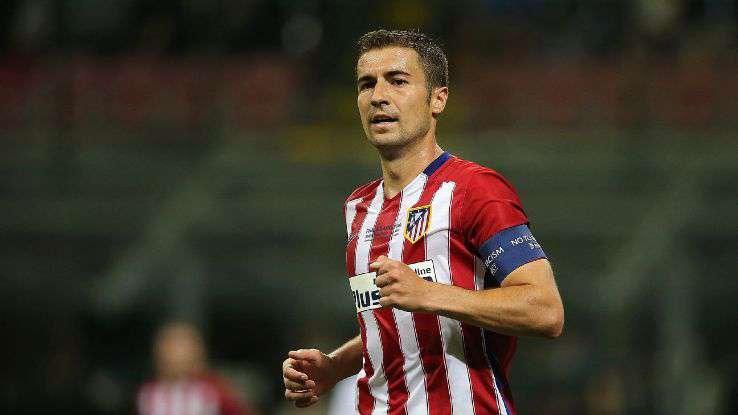 L'Atletico Madrid veut prolonger son capitaine