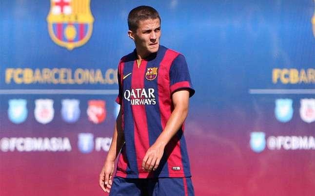 Bordeaux va signer un jeune barcelonais - Transfert Foot Mercato f6aa7ce4fb077