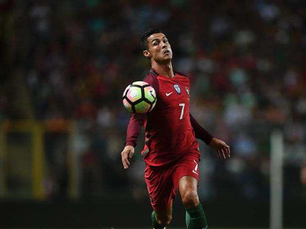 CR7 pas retenu avec le Portugal