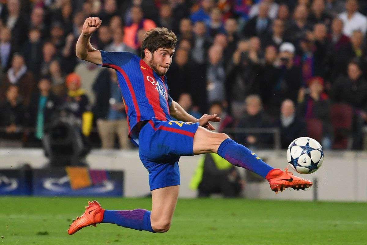 FC Barcelone: une distinction pour Sergi Roberto