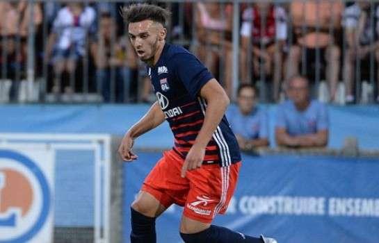 OL : le jeune Amine Gouiri bientôt prêté en Ligue 1 ?