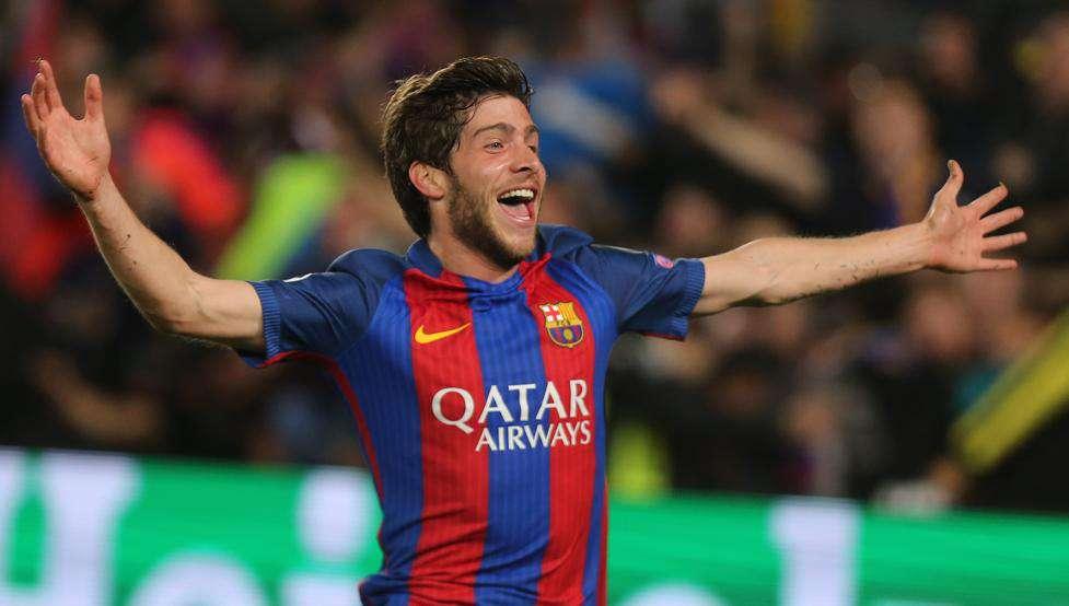 FC Barcelone : Sergi Roberto va empocher le pactole !