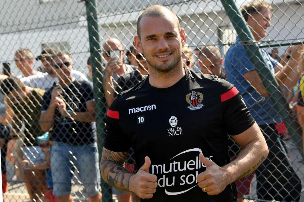 Retour en Turquie pour Sneijder ?