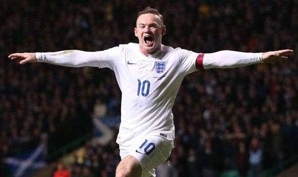 Rooney de retour en Angleterre !