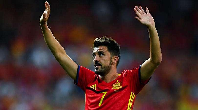 Officiel : David Villa annonce sa retraite !