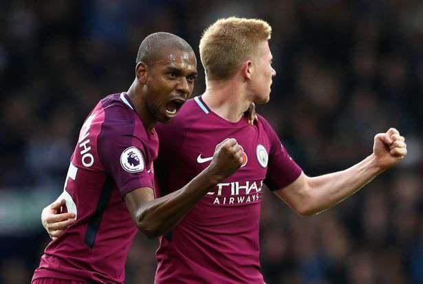 Manchester City : accord en vue avec Fernandinho