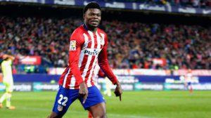 L'Atletico Madrid blinde Partey !