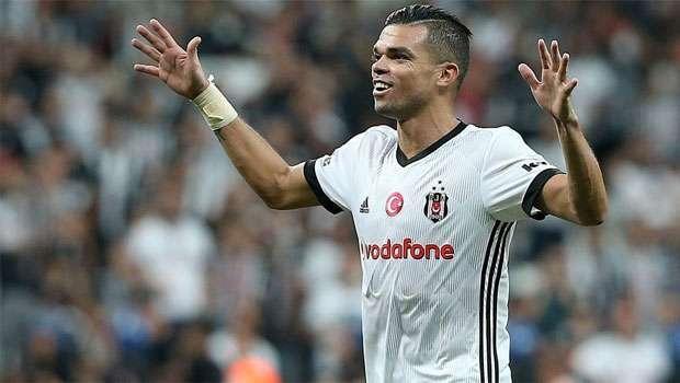 Pepe va quitter Besiktas