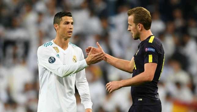 Tottenham-Real Madrid: but de Ronaldo (3-1) !