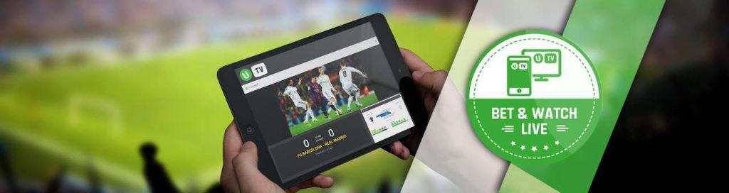 L'appli mobile Unibet