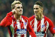 Atletico Madrid: Torres vole la vedette à Griezmann