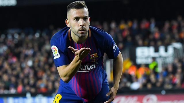 FC Barcelone : Alba va prolonger !