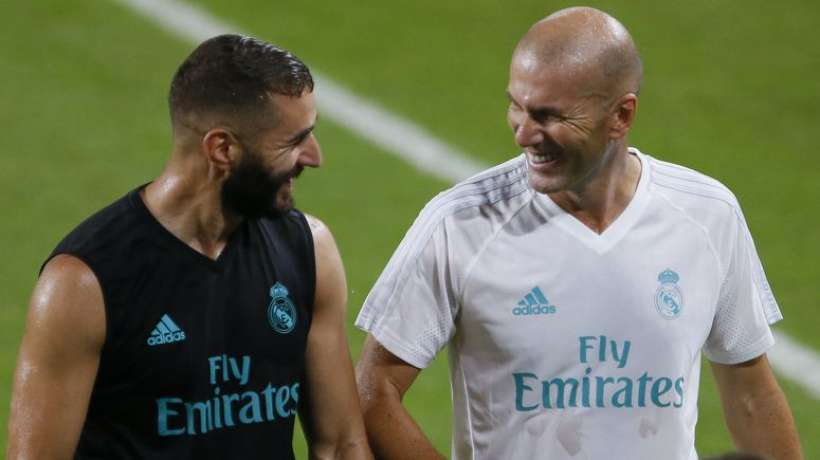 Real Madrid : Benzema ne veut pas bouger