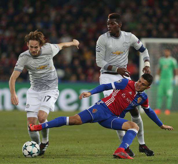 Manchester United-Ajax : Accord pour le transfert de Blind
