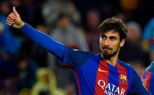 Le FC Barcelone un fixe un prix de départ pour Gomes