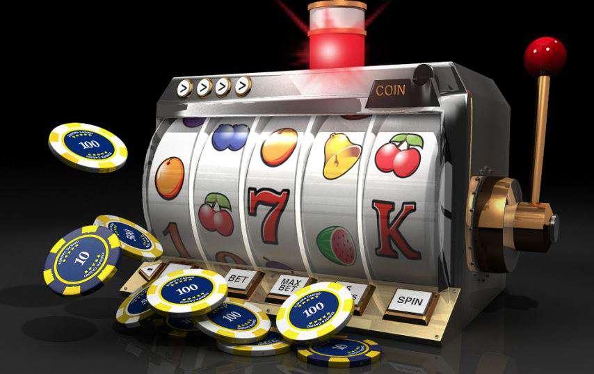 Casino777 : Jouer aux machines à sous