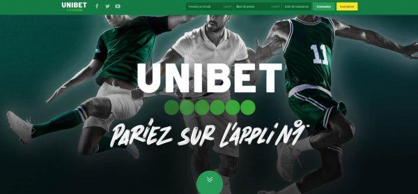 Code promo Unibet Belgique septembre 2019 : doublez les gains de votre 1e pari