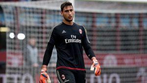Milan AC : Donnarumma évoque son futur