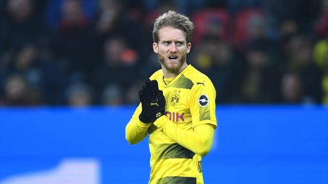 Dortmund : André Schürrle proche de la Russie