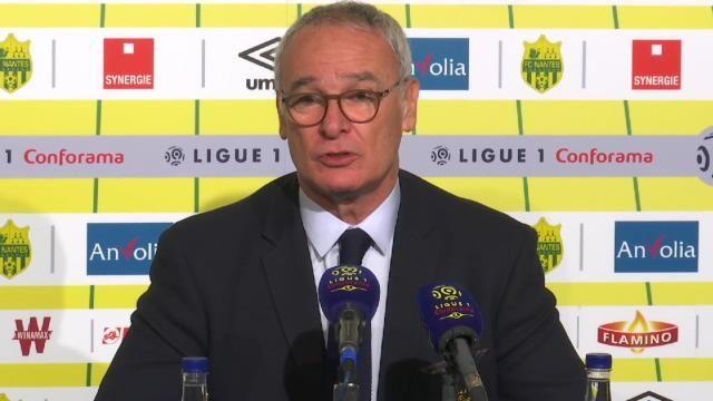 FC Nantes : Ranieri balaye les rumeurs l'envoyant à Lyon