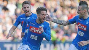Naples a refusé une offre pour Mertens