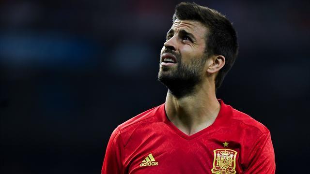FC Barcelone : Piqué réagit à l'annonce de Griezmann !
