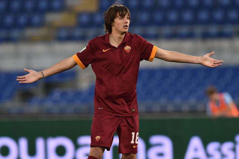 Officiel : L'AS Roma prêt un jeune attaquant à Almeria