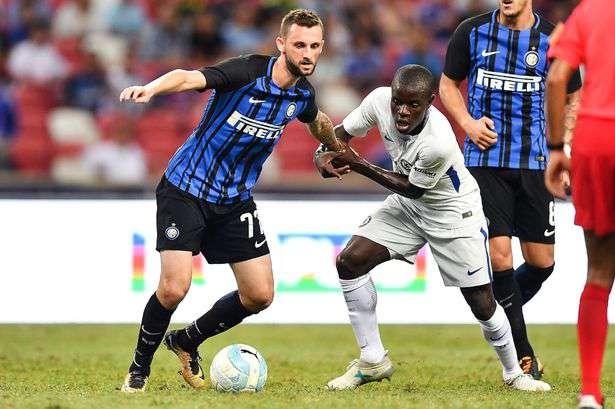 L'Inter Milan va négocier avec Brozovic
