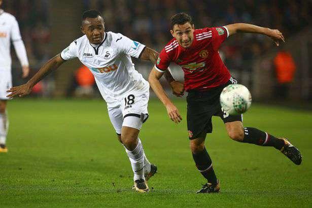 Manchester United : Darmian a toujours la cote en Italie
