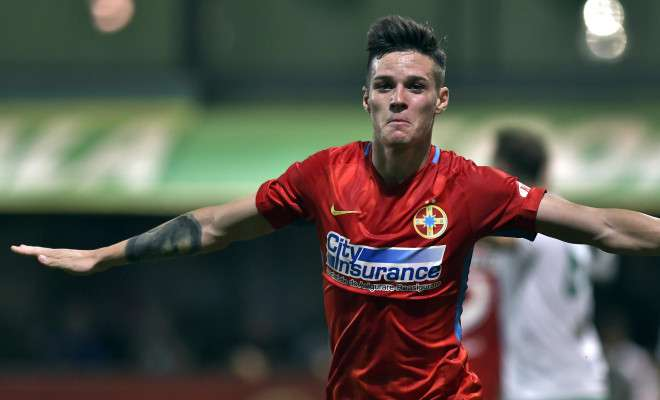L'AS Roma offre 10M€ pour un jeune talent roumain