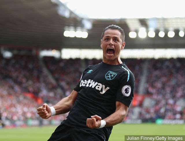 Chicharito songe à partir