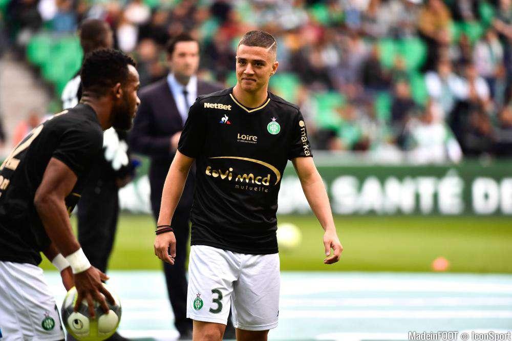 ASSE : le club enfin débarrassé d'Alexandros Katranis ?