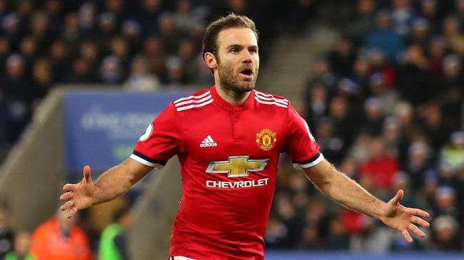 Manchester United a fait son offre pour Mata