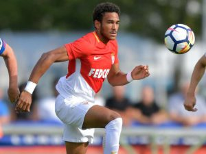 Maillot THIRD AS Monaco Jordi MBOULA