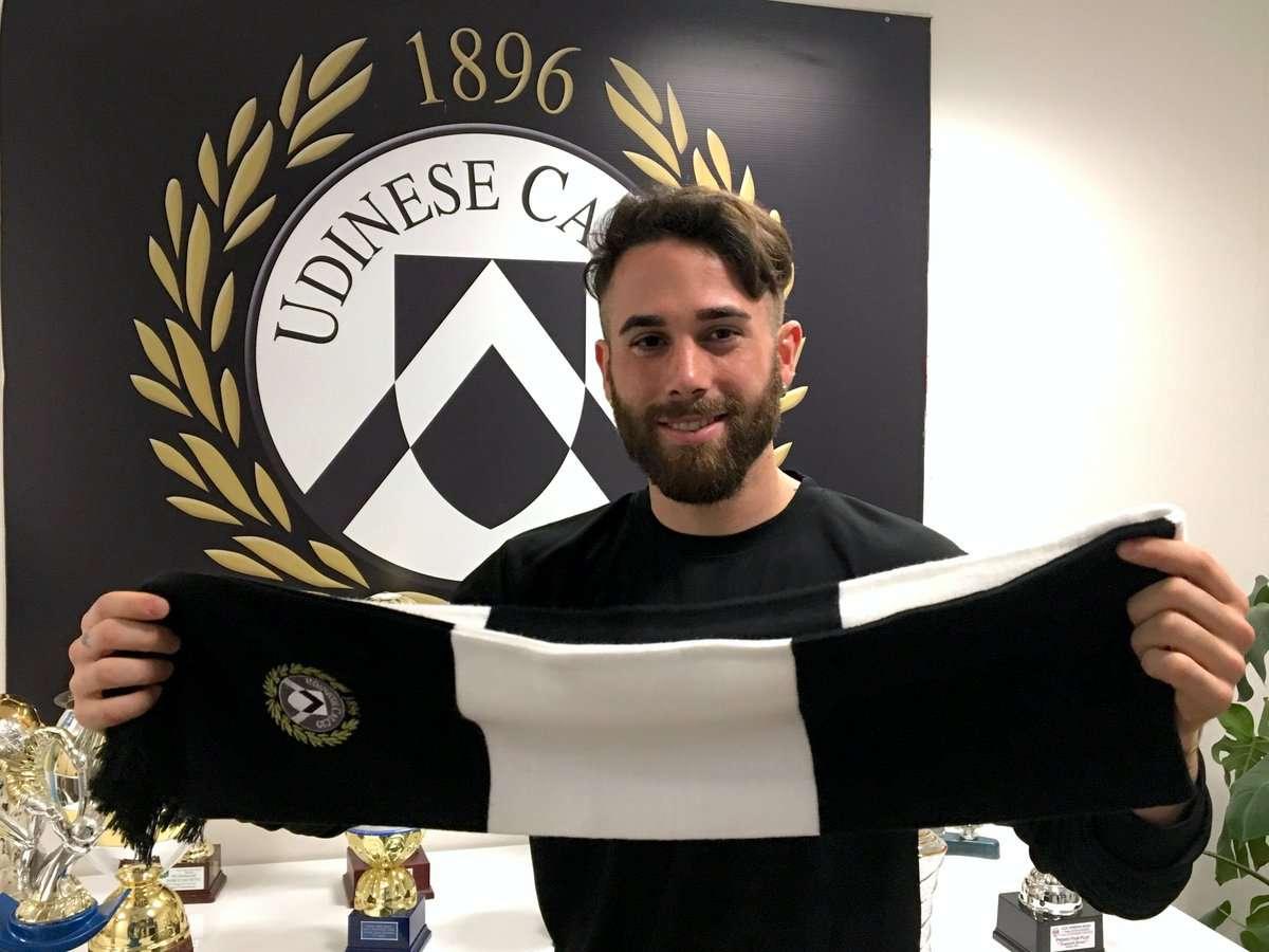 Officiel : L'Udinese recrute un joueur