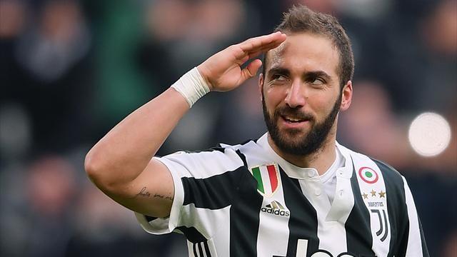 Juventus : Higuain finalement conservé ?