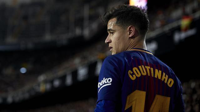 FC Barcelone : Coutinho ciblé du côté de l'Angleterre ?